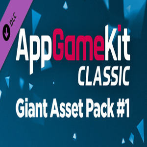 AppGameKit Classic Giant Asset Pack 1