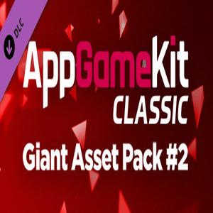 AppGameKit Classic Giant Asset Pack 2