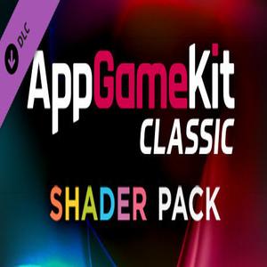AppGameKit Classic Shader Pack