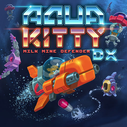 Buy Aqua Kitty Milk Mine Defender DX PS4 Game Code Compare Prices