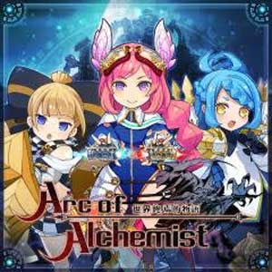 Buy Arc of Alchemist Nintendo Switch Compare Prices