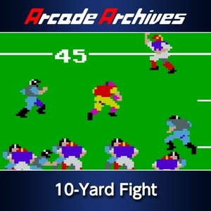 Arcade Archives 10-Yard Fight