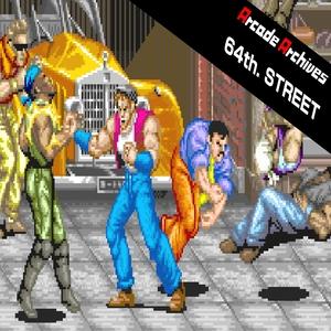 Arcade Archives 64th. STREET