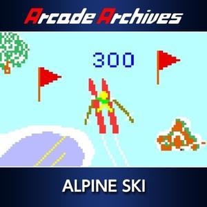 Arcade Archives ALPINE SKI