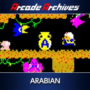 Buy Arcade Archives ARABIAN Nintendo Switch Compare Prices