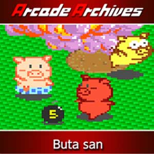Buy Arcade Archives Buta san Nintendo Switch Compare Prices