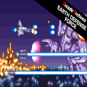 Arcade Archives EARTH DEFENSE FORCE