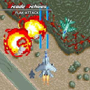 Arcade Archives FLAK ATTACK