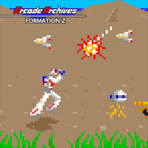Buy Arcade Archives FORMATION Z Nintendo Switch Compare Prices