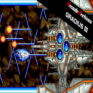 Arcade Archives GRADIUS 3