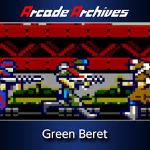 Buy Arcade Archives Green Beret PS4 Compare Prices