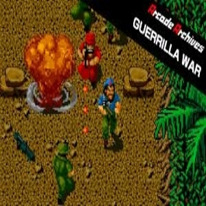 Buy Arcade Archives GUERRILLA WAR PS4 Compare Prices