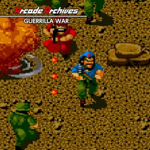 Arcade Archives GUERRILLA WAR
