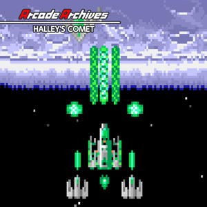 Arcade Archives HALLEYS COMET