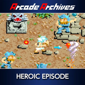 Arcade Archives HEROIC EPISODE