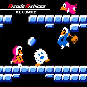 Arcade Archives ICE CLIMBER