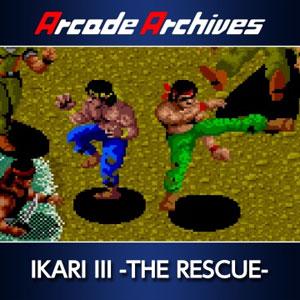 Arcade Archives IKARI 3 THE RESCUE