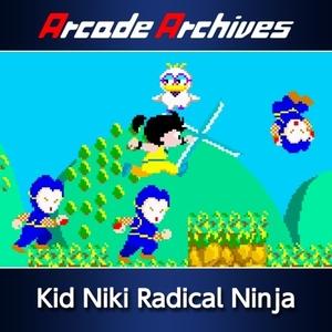 Arcade Archives Kid Niki Radical Ninja