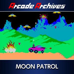 Arcade Archives MOON PATROL