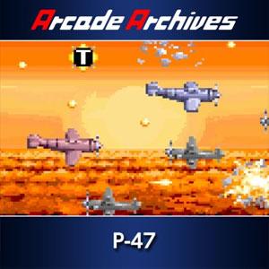 Arcade Archives P-47