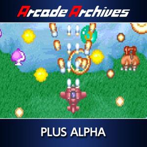 Arcade Archives PLUS ALPHA