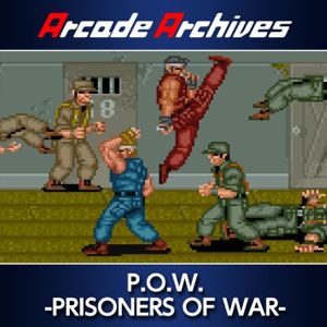 Arcade Archives P.O.W. PRISONERS OF WAR