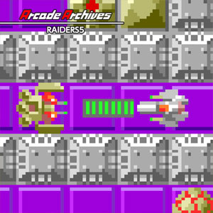Arcade Archives RAIDERS5