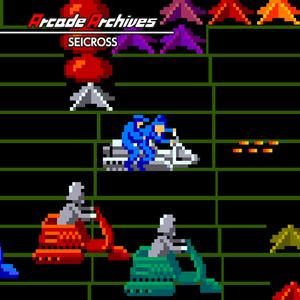 Arcade Archives SEICROSS