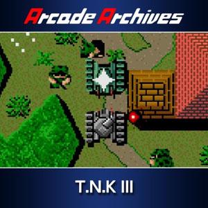 Arcade Archives T.N.K 3