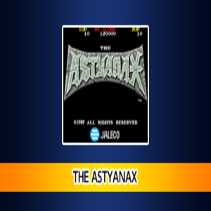 Arcade Archives THE ASTYANAX