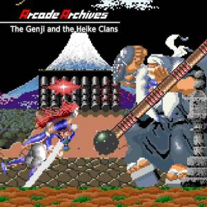 Arcade Archives The Genji and the Heike Clans