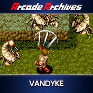 Arcade Archives VANDYKE