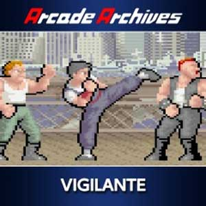 Arcade Archives VIGILANTE