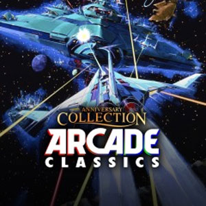 Buy Arcade Classics Anniversary Collection Nintendo Switch Compare Prices