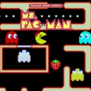 ARCADE GAME SERIES Ms PAC MAN
