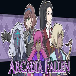 Arcadia Fallen