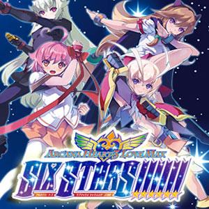 Arcana Heart 3 LOVEMAX SIXSTARS