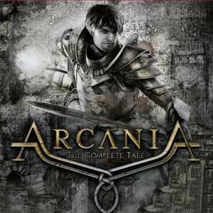 Buy Arcania The Complete Tale PS3 Game Code Compare Prices