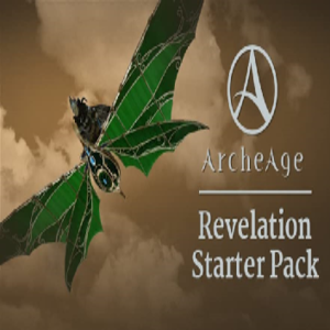 ArcheAge Revelation Starter Pack