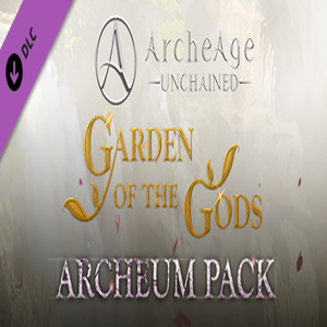 ArcheAge Unchained Garden Of The Gods Archeum Pack