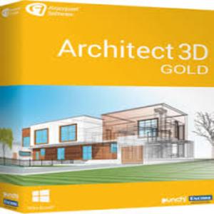 Architect 3D 20 Gold