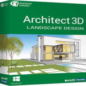 Architect 3D 20 Landscape Design