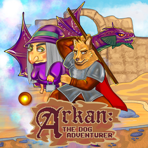 Buy Arkan The dog adventurer Nintendo Switch Compare Prices