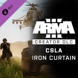 Arma 3 Creator DLC CSLA Iron Curtain