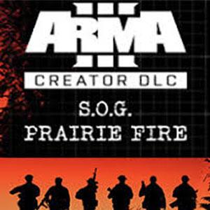 Arma 3 Creator DLC S.O.G. Prairie Fire