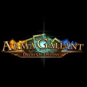 Buy ArmaGallant Decks of Destiny PS4 Game Code Compare Prices