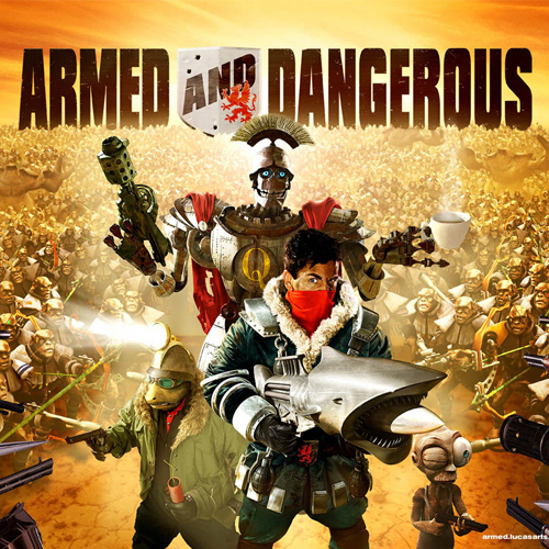 Buy Armed and Dangerous CD Key Compare Prices