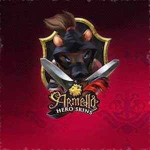 Armello Night Sister Zosha Hero Skin