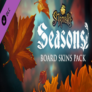 Armello Seasons Board Skins Pack