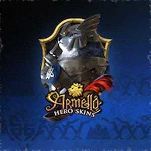 Armello Shieldfury Magna Hero Skin